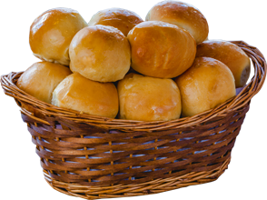 Hartz Chicken Buffet Oven Fresh Yeast Rolls